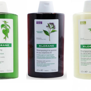 Shampoings Klorane