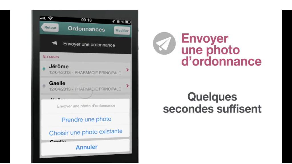 ma pharmacie mobile application