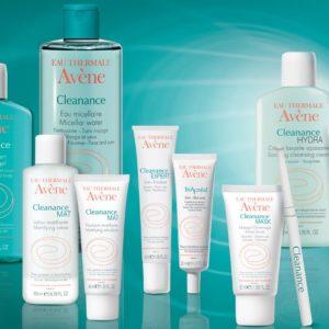 Cleanance Avène – 5€ de réduction immédiate pour l'achat de deux produits*