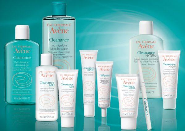 Gamme Avene Cleanance