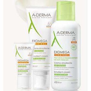 A-Derma Exomega Control – Soins corps