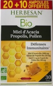 Herbesan Bio Défenses immunitaires
