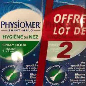 Physiomer spray doux