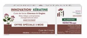 Keratine Caps